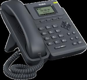 Telefon przewodowy VoIP Yealink T19
