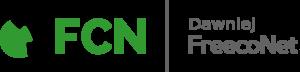 Logo FCN, dawniej Freeconet