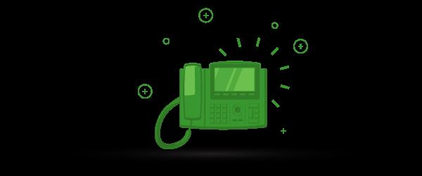 Ikona: telefon SIP