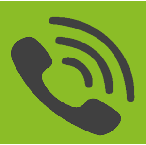 Logo aplikacji Ubiphone