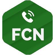 Logo aplikacji Telefon FCN