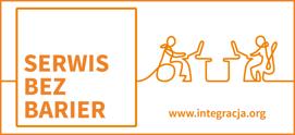Logo Integracja.org Serwis bez barier