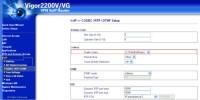 Obraz przedstawiający panel konfiguracji routera, zakładka VoIP i następnie CODEC / RTP / DTMF. Pole Prefer Codec jest ustawione na G.729 A/B (8 Kbps).